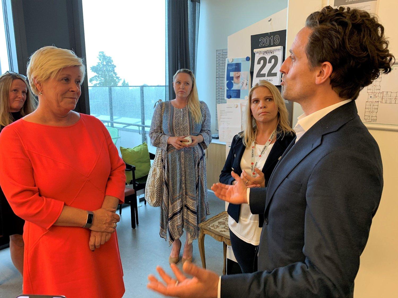 Lovisenberg overtar Unicares sykehjem i Oslo